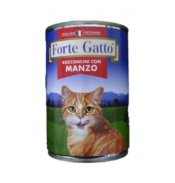 Forte Gatto Cat Cans